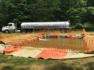 Muckfest Water Delivery